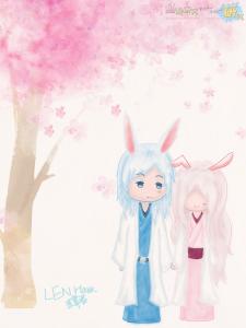 夏目友人帳 雪兔