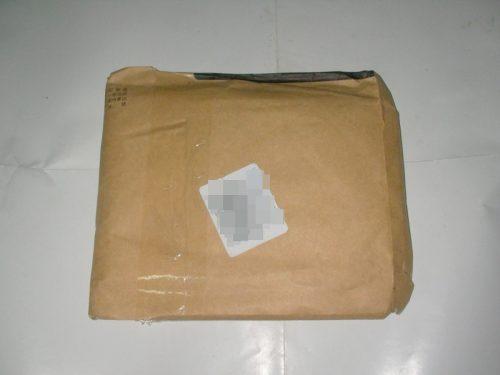 ▲牛皮紙袋裝