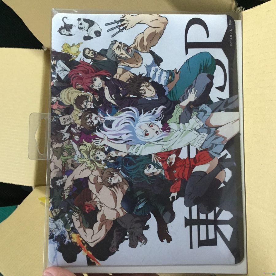 東京ESP滑鼠墊 重頭戲來了裡面最喜歡的一個