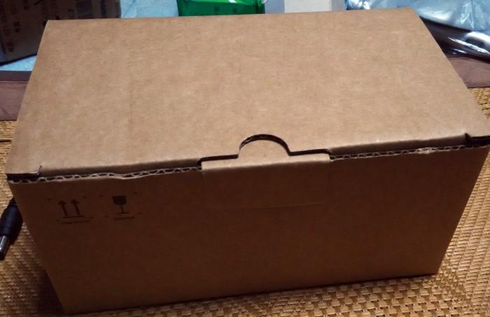 攝影機本體盒子。
