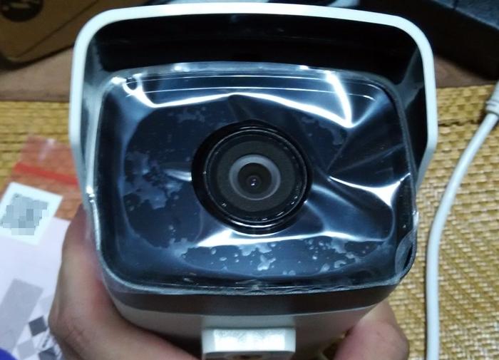 攝影機鏡頭。