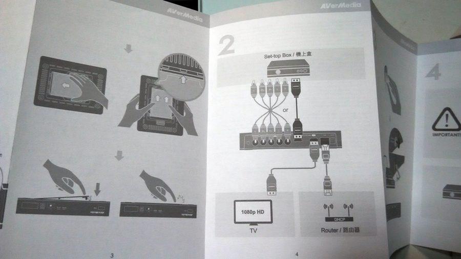 ▲說明書內容,第2步驟。